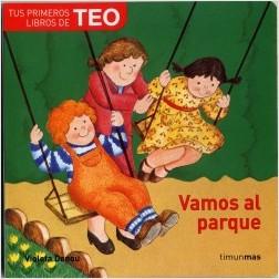 Los libros de Teo | Vamos al parque | +1 año