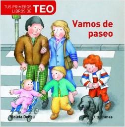Los libros de Teo | Vamos de paseo | +1 año