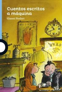 Gianni Rodari libros de cuentos | Cuentos escritos a máquina | +12 años
