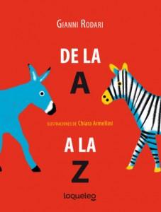 Gianni Rodari libros de cuentos | De la A a la Z | +8 años