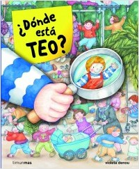 Los libros de Teo | ¿Dónde está Teo? | +3 años