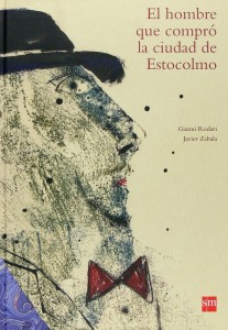 Gianni Rodari libros de cuentos | El hombre que compró la ciudad de Estocolmo | +5 años