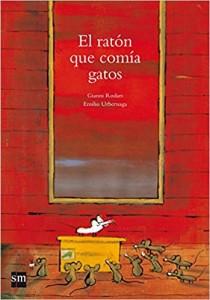 Gianni Rodari libros de cuentos | El ratón que comía gatos | +4 años