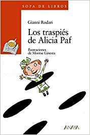 Gianni Rodari libros de cuentos | Los traspiés de Alicia Paf | +8 años