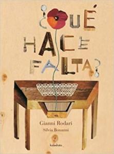 Gianni Rodari libros de cuentos | ¿Qué hace falta? | +6 años