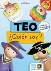 Los libros de Teo | Teo. ¿Quién soy? | +3 años