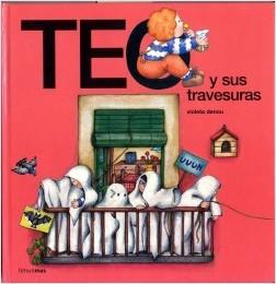 Los libros de Teo | Teo y sus travesuras | +3 años