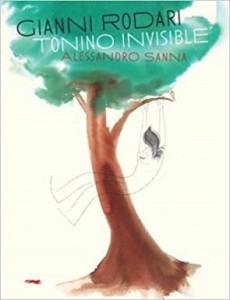 Gianni Rodari libros de cuentos | Tonino el invisible | +4 años