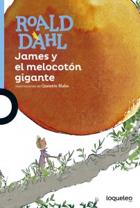 Cuentos y libros de Roald Dahl | James y el melocotón gigante | James and the Giant Peach | 1961 | +12 años