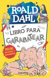 Cuentos y libros de Roald Dahl | Libro para garabatear | +10 años