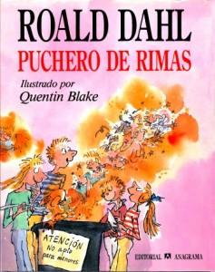 Cuentos y libros de Roald Dahl | Puchero de rimas | Rhyme Stew | 1989 | +14 años