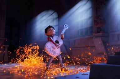 Coco película infantil Disney Pixar (2017)