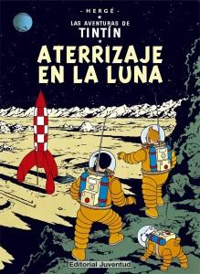 Las aventuras de Tintín | Libros en español | Aterrizaje en la Luna