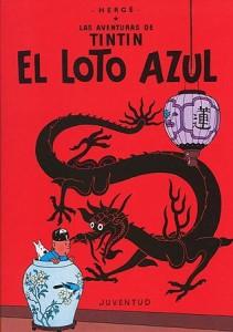 Las aventuras de Tintín | Libros en español | El Loto Azul