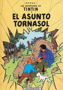 Las aventuras de Tintín | Libros en español | El asunto Tornasol