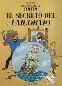 Las aventuras de Tintín | Libros en español | El secreto del Unicornio