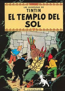 Las aventuras de Tintín | Libros en español | El templo del Sol