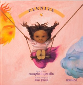 Libros feministas para niñas, niños y jóvenes | Elenita | +5 años