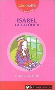 Libros feministas para niñas, niños y jóvenes | Isabel la Católica | +9 años