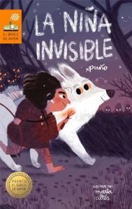 Libros feministas para niñas, niños y jóvenes | La niña invisible | +8 años