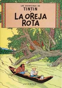 Las aventuras de Tintín | Libros en español | La oreja rota