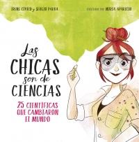 Libros feministas para niñas, niños y jóvenes | Las chicas son de ciencias | +12 años