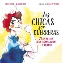 Libros feministas para niñas, niños y jóvenes | Las chicas son guerreras | +12 años