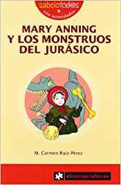 Libros feministas para niñas, niños y jóvenes | Mary Anning y los monstruos del Jurásico | +9 años