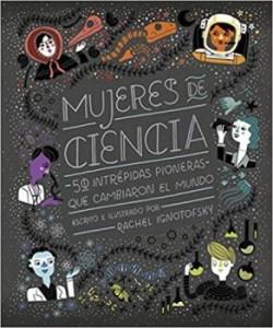 Libros feministas para niñas, niños y jóvenes | Mujeres de ciencia | +8 años