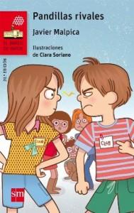 Libros feministas para niñas, niños y jóvenes | Pandillas rivales | +10 años