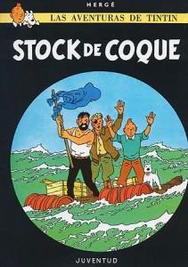 Las aventuras de Tintín | Libros en español | Stock de Coque