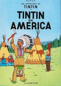 Las aventuras de Tintín | Libros en español | Tintín en América