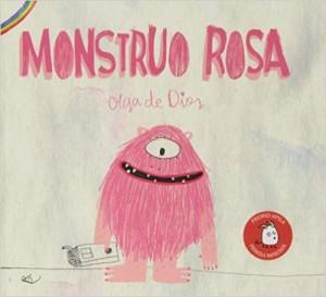 Libros feministas para niñas, niños y jóvenes | Monstruo Rosa | +3 años