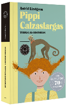 Libros feministas para niñas, niños y jóvenes | Pippi Calzaslargas. Todas las historias | +9 años