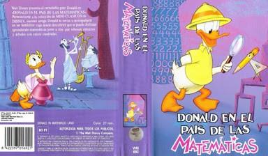 Donald en el país de las matemáticas