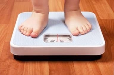 El sobrepeso y la obesidad infantil