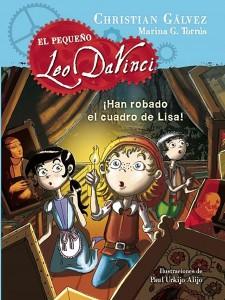 El pequeño Leo da Vinci | ¡Han robado el cuadro de Lisa!