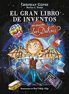 El pequeño Leo da Vinci | El gran libro de inventos del pequeño Leo Da Vinci