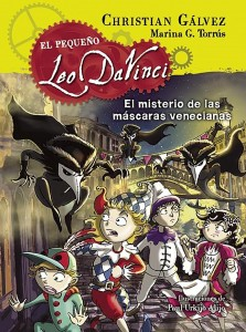 El pequeño Leo da Vinci | El misterio de las máscaras venecianas
