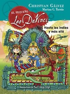 El pequeño Leo da Vinci | Hasta las Indias y más allá