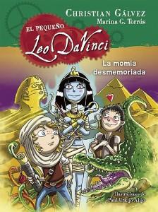 El pequeño Leo da Vinci | La momia desmemoriada