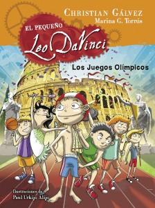 El pequeño Leo da Vinci | Los juegos olímpicos