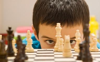 El ajedrez como terapia de TDAH