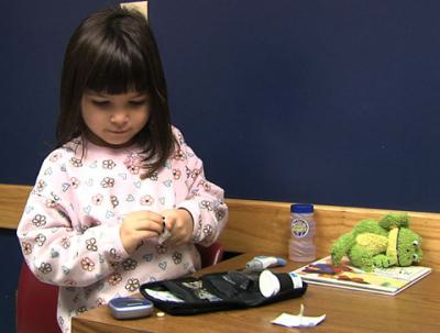 Diabetes en los niños