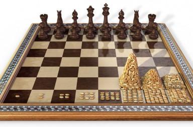 El ajedrez y su leyenda
