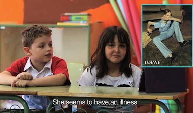 Yolanda Domínguez: los niños y la moda