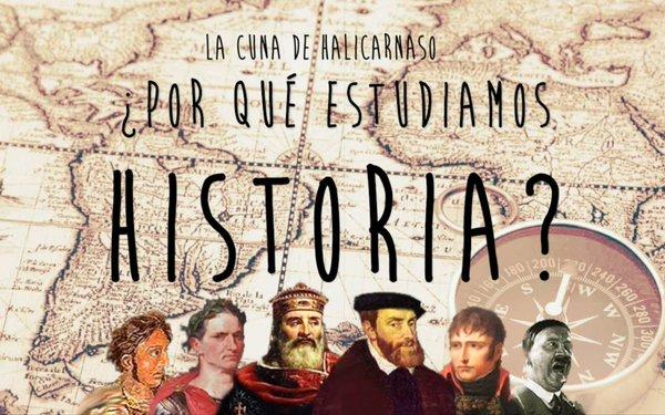Estudiar historia de España, Europa y el mundo
