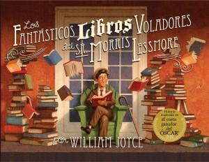 ▷Ver 'Los fantásticos libros voladores del Sr. Morris Lessmore', en castellano