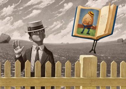 Los fantásticos libros voladores