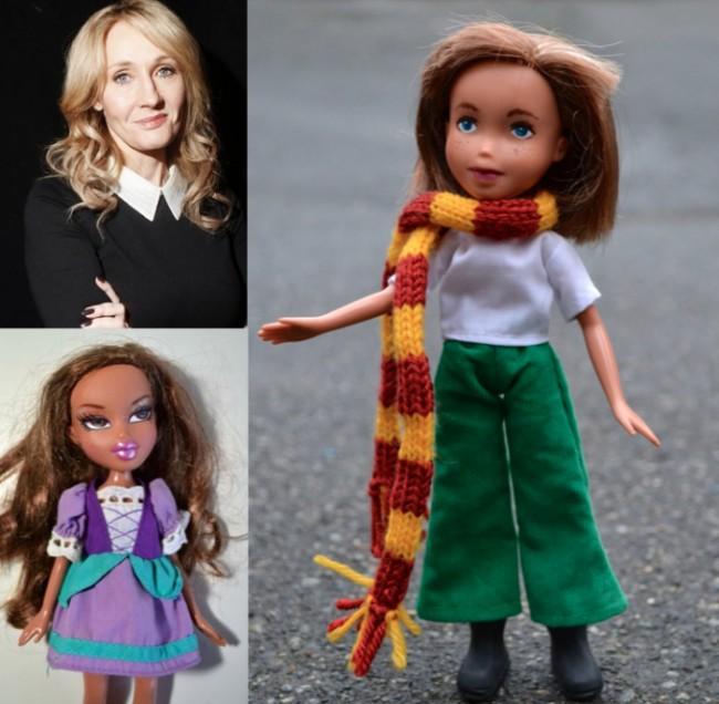 'Mighty Dolls' de Wendy Taso (J. K. Rowling)